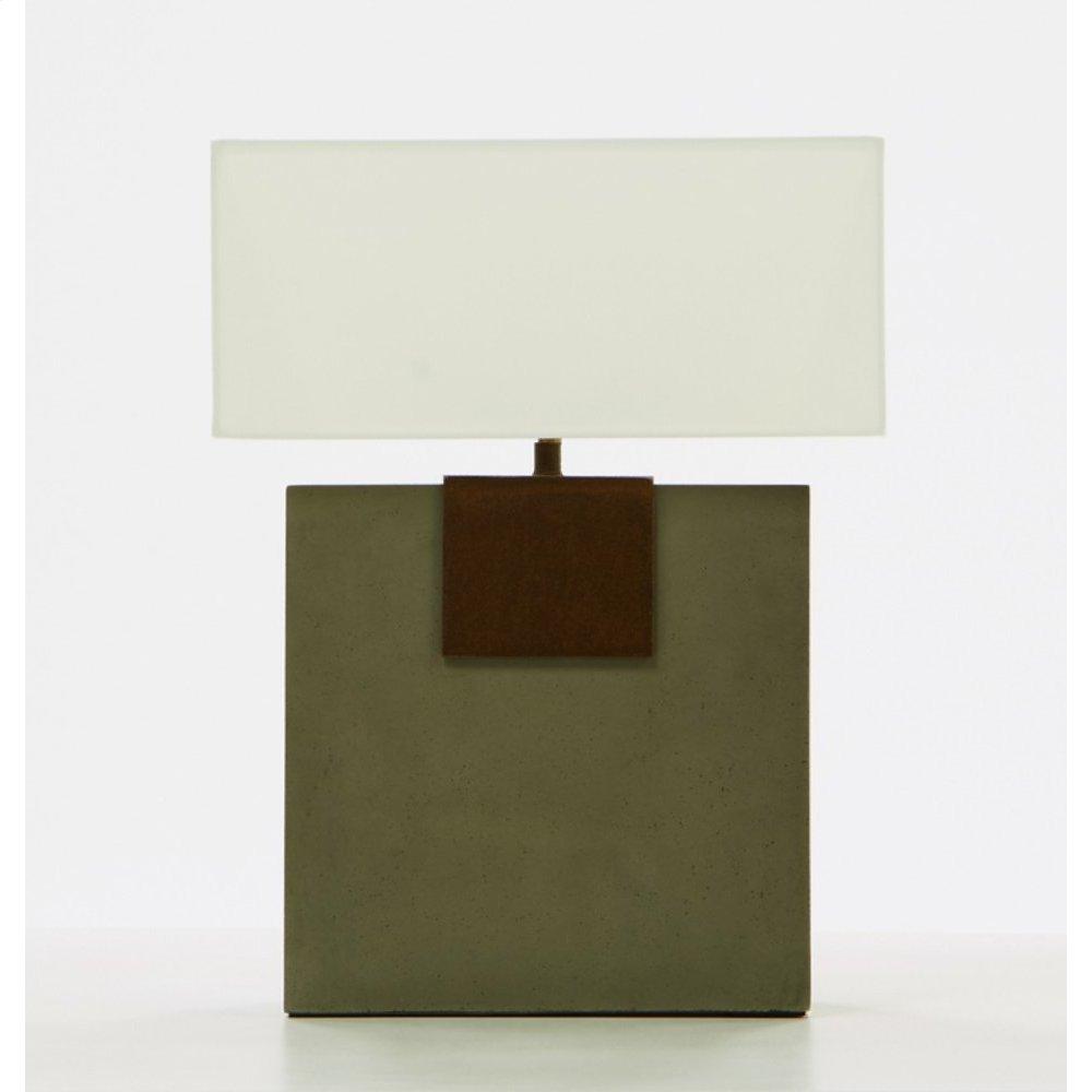 Modrest Santos Modern Concrete Table Lamp