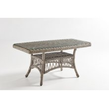 West Bay Coffee Table - Glass Top