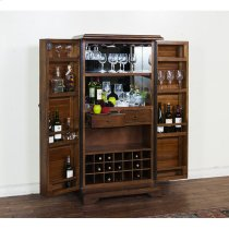 Savannah Bar Armoire Product Image