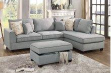 3-pcs Sectional Sofa