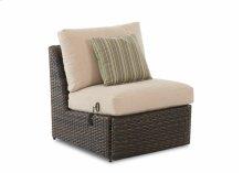 Mod Power Reclining Armless Chair