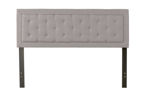 La Croix Headboard - King - Glacier Gray