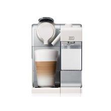 Nespresso Lattissima Touch Latte, Cappuccino and Espresso Machine , Frosted Silver EN560S