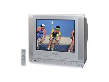 "20"" Class Triple Play TV/DVD/VCR Combination"