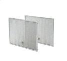 Frigidaire 11.75'' 14.25'' Aluminum Range Hood Filter, 2 Pack Product Image