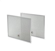 Frigidaire 11.75'' 14.25'' Aluminum Range Hood Filter, 2 Pack