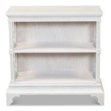 Chepstow Bookcase, Whitewash White
