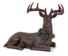 Reindeer Oversized Left Side