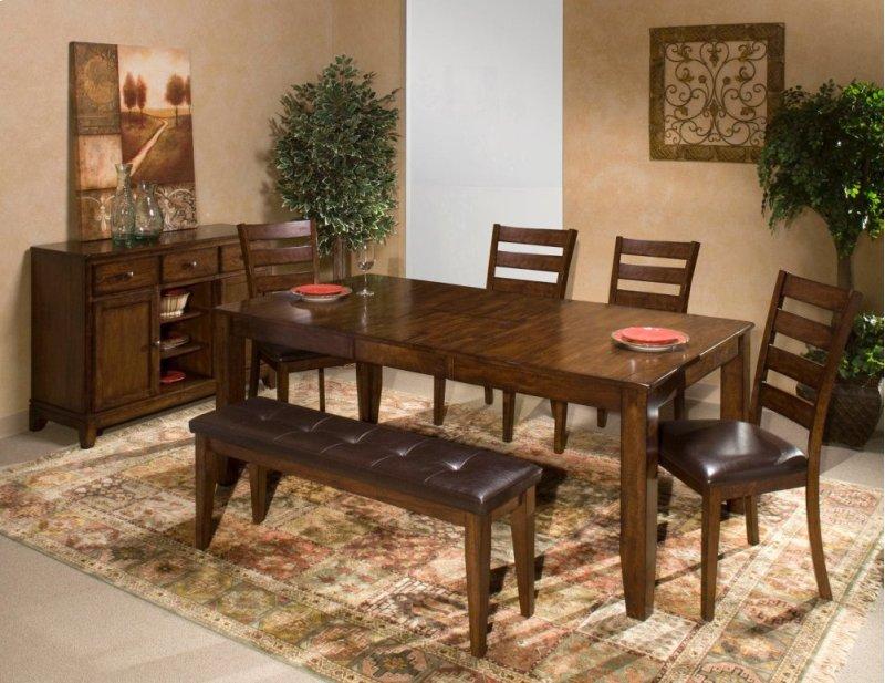 Kona Butterfly Leaf Dining Table