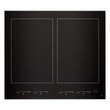 "Oblivian Glass 24"" Induction Flex Cooktop"