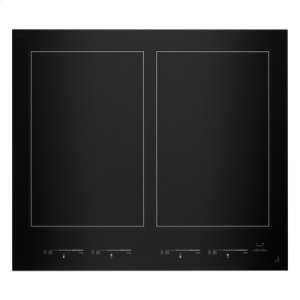 "Oblivian Glass 24"" Induction Flex Cooktop"