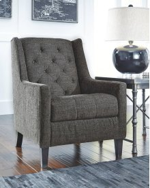 Timber and Tanning Accent Chair
