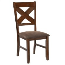 Nashville Side Chair, set of 2, in Walnut