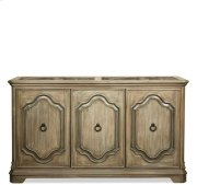 Corinne Server Sun-drenched Acacia finish Product Image