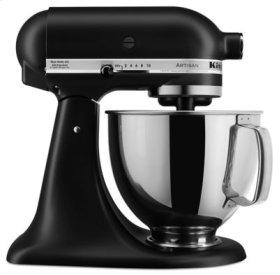 Artisan® Series 5 Quart Tilt-Head Stand Mixer - Black Matte