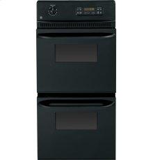 """GE® 24"""" Double Wall Oven"""