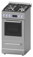 "20"" Deluxe Gas Range - Elite Series Product Image"