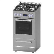 "20"" Deluxe Gas Range - Elite Series"