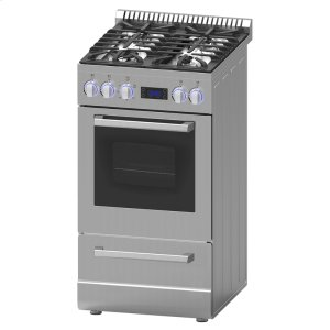 "Avanti20"" Deluxe Gas Range - Elite Series"