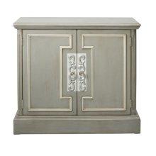 Overlay Door Cabinet