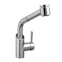 Fresno Pull-Out Kitchen Faucet - Polished Chrome