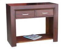 Contempo 16x35x28h Console Table