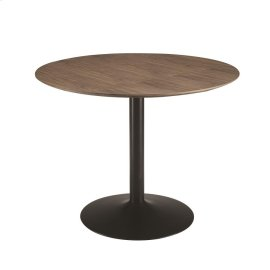Montoya Modern Brown Dining Table