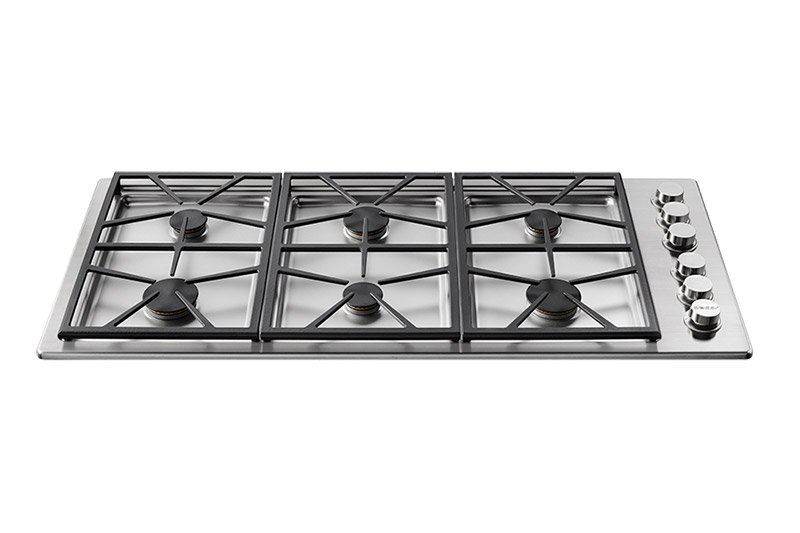"Heritage 46"" Professional Gas Cooktop, Liquid Propane/High Altitude Photo #3"
