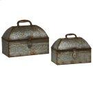 Galvanized Storage Chest (2 pc. set) Product Image