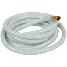"""Polyvinyl Ice Maker Connector (10ft, 1/4"""" Connector)"""