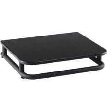 Black Audio Base Modular furniture with a contemporary European flair
