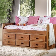 Lia Twin Captain Bed