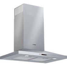 300 Series wall-mounted cooker hood 30'' Stainless steel HCP30E52UC