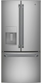 23.8 cu.ft. French Door Bottom-Mount, w/Factory Installed Icemaker Product Image