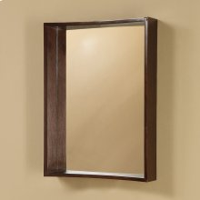 Madryn Suite Cognac Stained Mirror