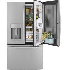 GE Profile™ Series 27.8 Cu. Ft. French-Door Refrigerator with Door In Door and Hands-Free AutoFill