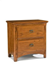 Pasadena Revival 2 Drawer Nightstand