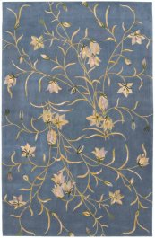 JULIAN JL33 LTB RECTANGLE RUG 5'3'' x 8'3''