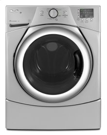 Lunar Silver Whirlpool® ENERGY STAR® Qualified Duet® 3.5 cu. ft. Front Load Washer