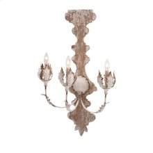 Lizzie Wall Sconce - Hardwired