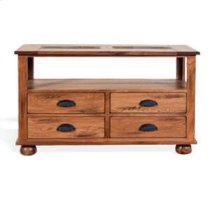 Sedona Sofa Table w/ Drawers Product Image