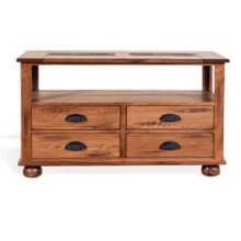 Sedona Sofa Table w/ Drawers