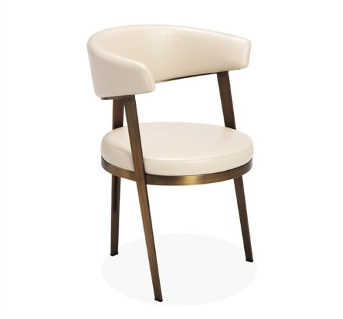 Adele Dining Chair - Cream