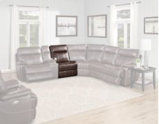Armless Recliner Manual Product Image