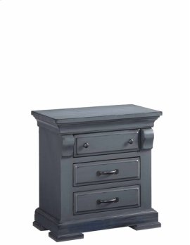 Nightstand - Slate Finish