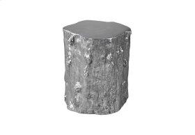 Log Stool Silver Leaf, MD