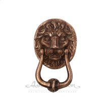 1220 Small Lion Knocker