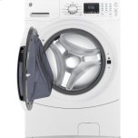 GE ®4.5 cu. ft. Capacity Front Load ENERGY STAR® Washer