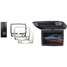 """11.2"""" Universal Ceiling-Mount Monitor with IR Transmitter & 3 Interchangeable Skins"""
