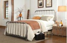 Queen-Size Metal Bed
